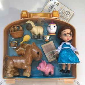 Beauty and the beast Animators collection